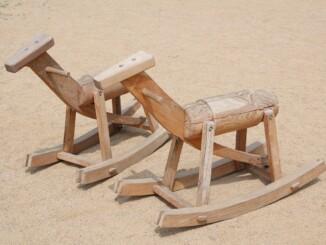 Immer mehr Eltern kaufen ihren Kindern bevorzugt Spielsachen aus Holz. - Foto: pixabay.com/manseok/CCO