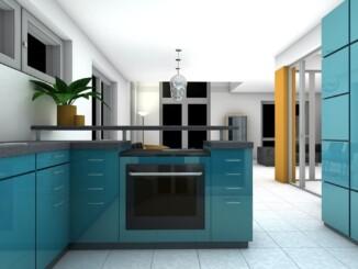 Grifflose Küchen liegen derzeit voll im Trend. - Foto: pixabay.com/PIRO4D/CCO