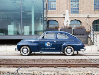 """Der """"Volvo Typ PV544"""" wurde von 1958 bis 1965 gebaut und weltweit vertrieben. Da er aus dem EU-Land Schweden importiert wird, muss für ihn kein Zoll und auch nur eine siebenprozentige Einfuhrsteuer gezahlt werden. - Foto: djd/TÜV SÜD"""