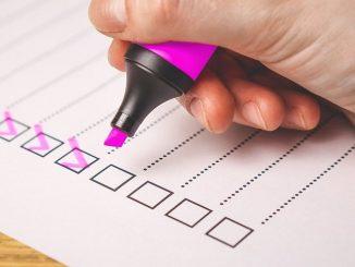 Für viele Besitzer von Checklisten ist es ein positives Gefühl, etwas abzuhaken und zu wissen, dass diese Aufgabe nun erledigt ist. - Foto: pixabay.com/TeroVesalainen/CCO