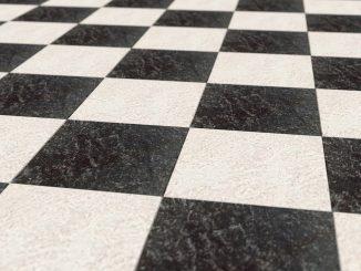 Auf einen Boden aus Marmor bilden sich unweigerlich Laufstraßen, welche an den matten Stellen gut zu erkennen sind. - Foto: pixabax.com/CreativeMagic/CCO